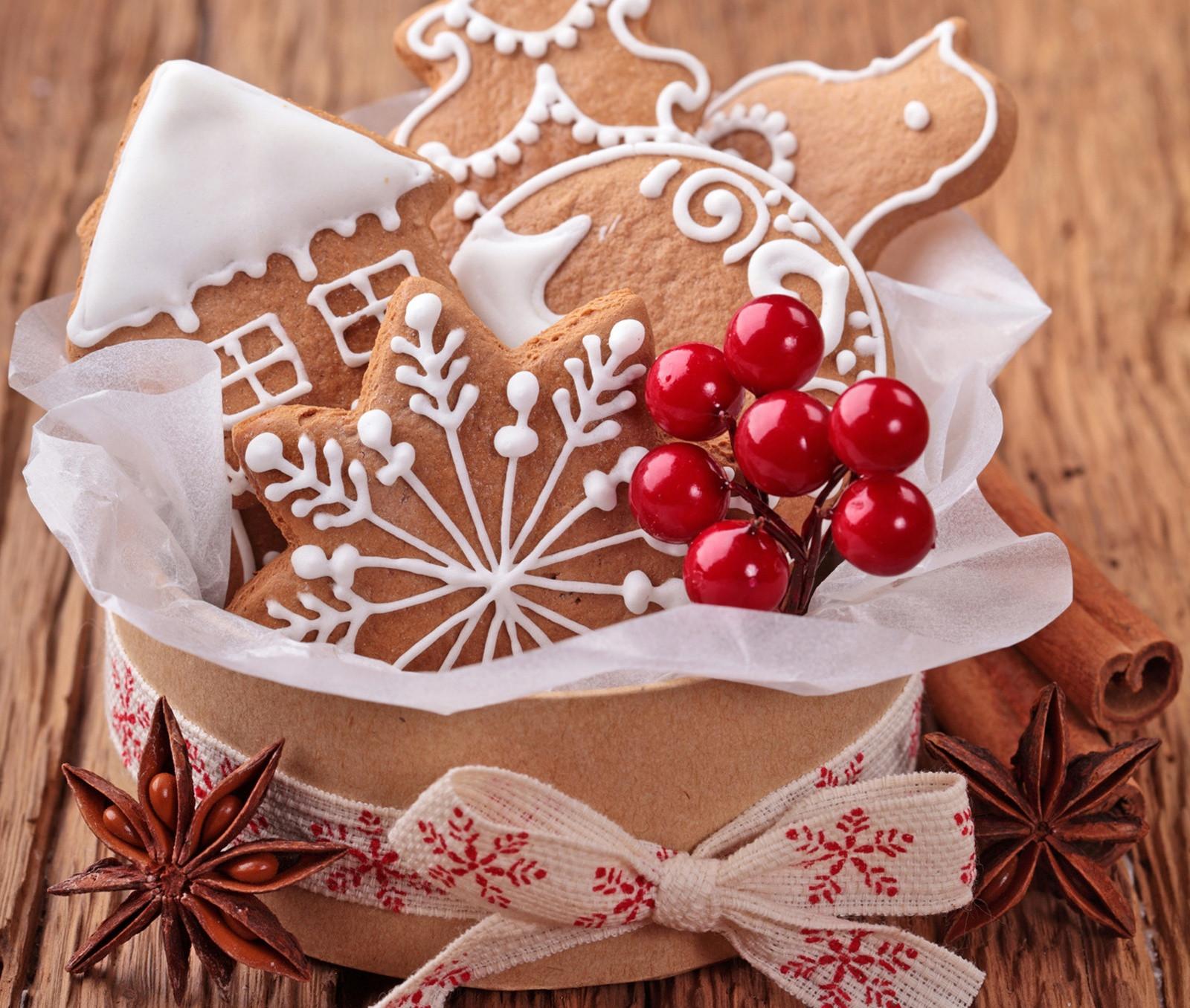 Christmas Cookies Wallpaper  Christmas Cookies Wallpapers