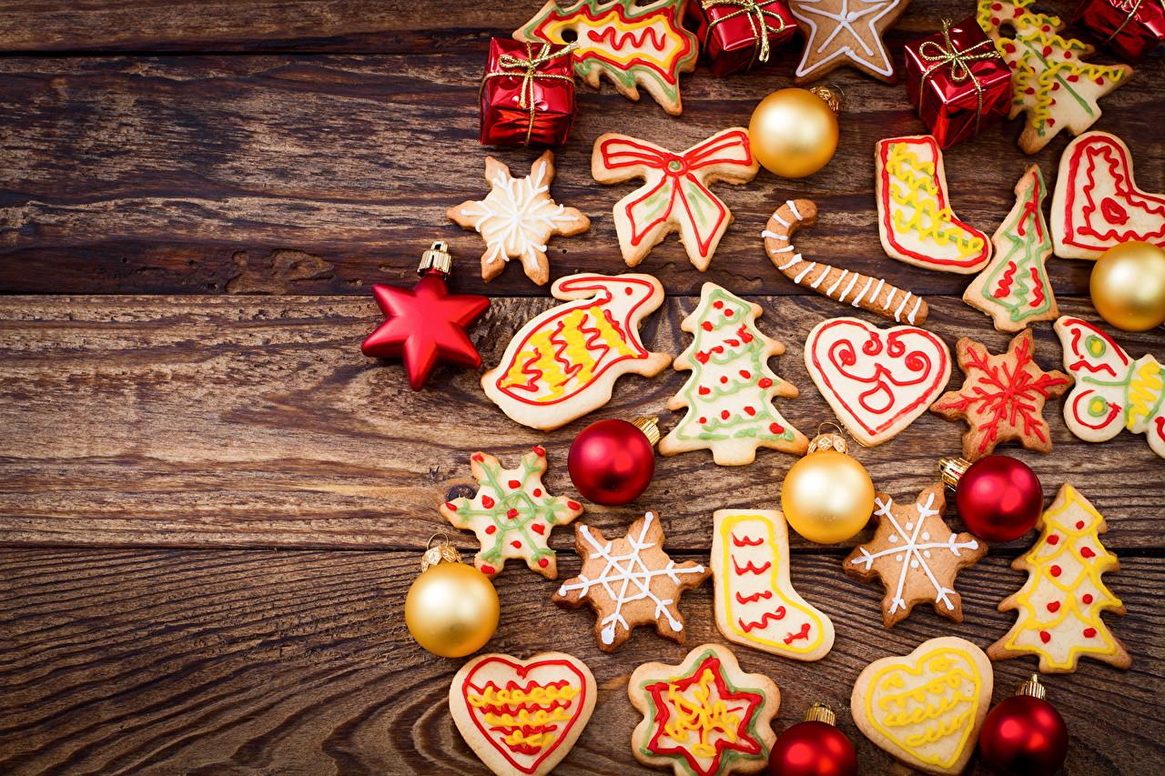 Christmas Cookies Wallpaper  Wallpaper Christmas Food Balls Cookies Holidays
