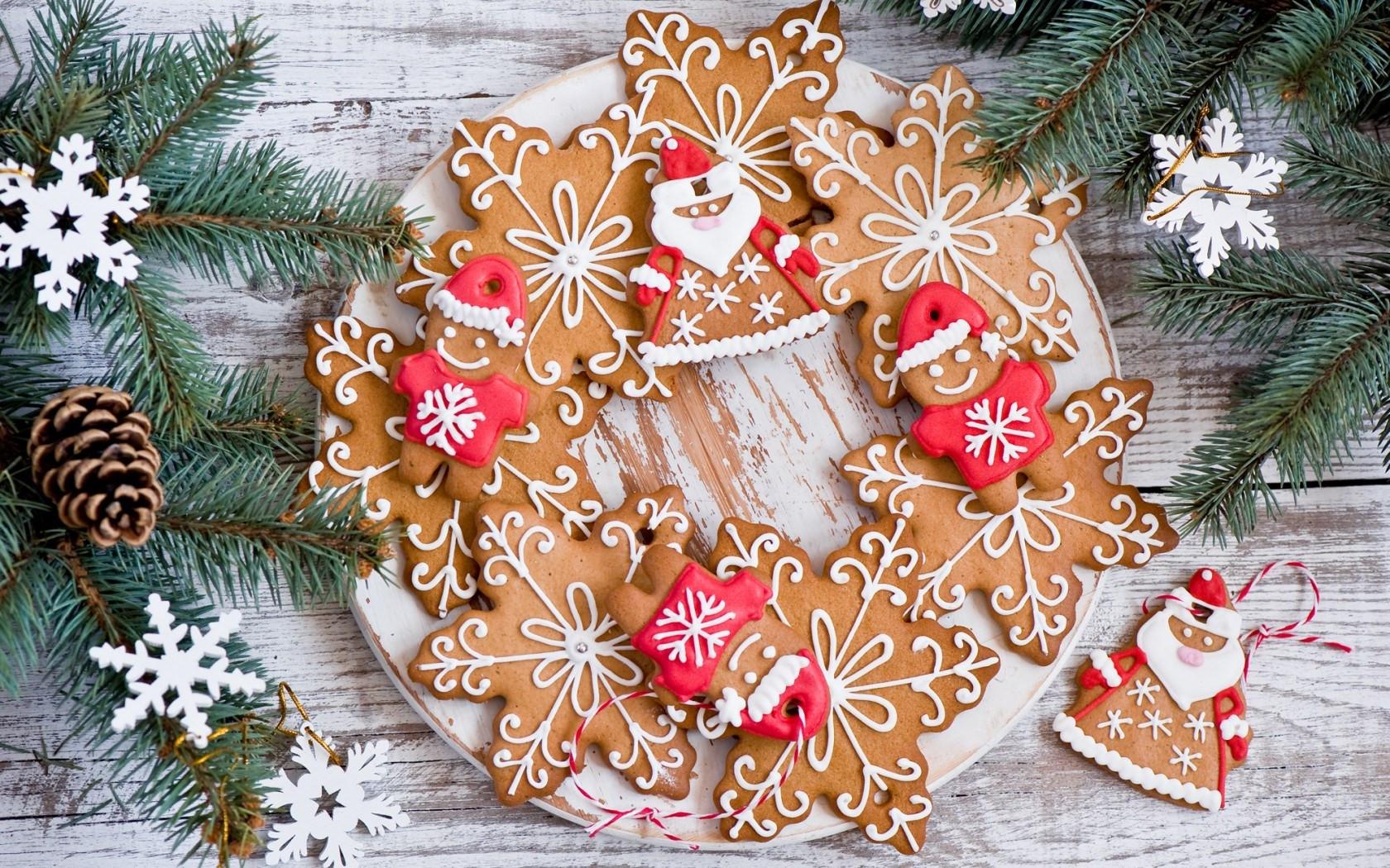 Christmas Cookies Wallpaper  merry christmas wallpapers dessert HD Desktop Wallpapers