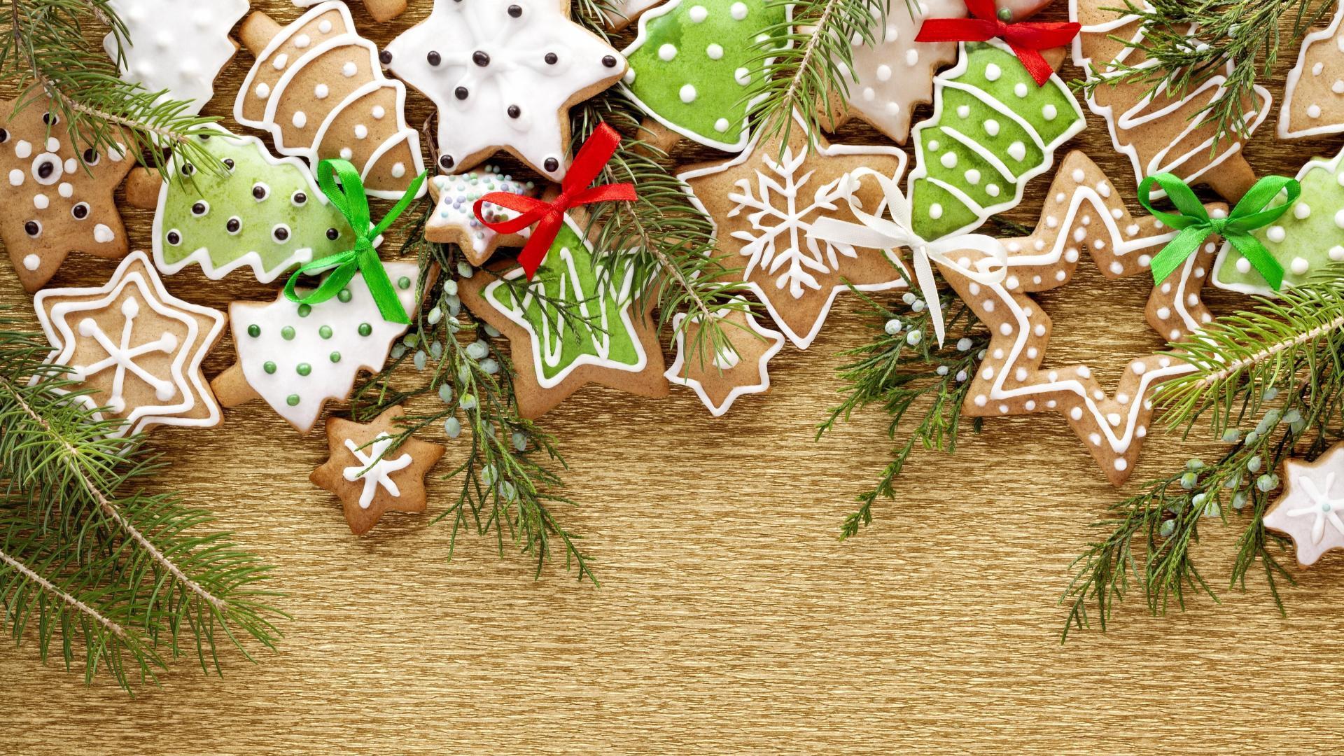 Christmas Cookies Wallpaper  Christmas Cookies wallpaper