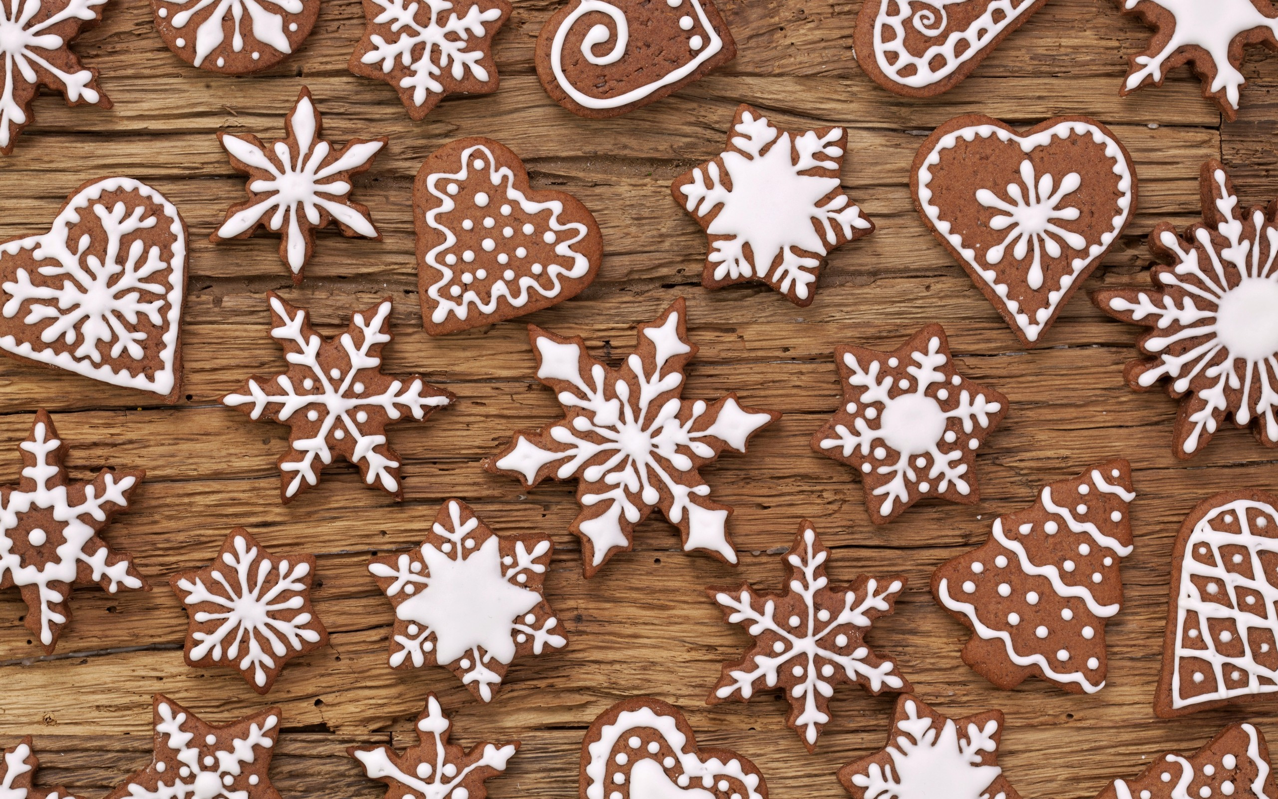 Christmas Cookies Wallpaper  Awesome Biscuits wallpaper