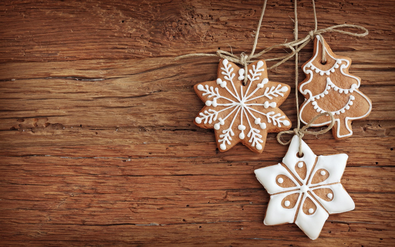 Christmas Cookies Wallpaper  Christmas