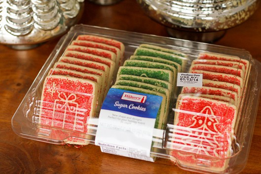 Christmas Cookies Walmart  How To Create A Bud Friendly Holiday Treats Table In