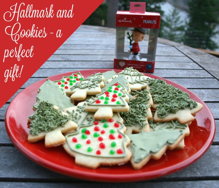 Christmas Cookies Walmart  Deck the Halls with Hallmark Ornaments then Bake Cookies
