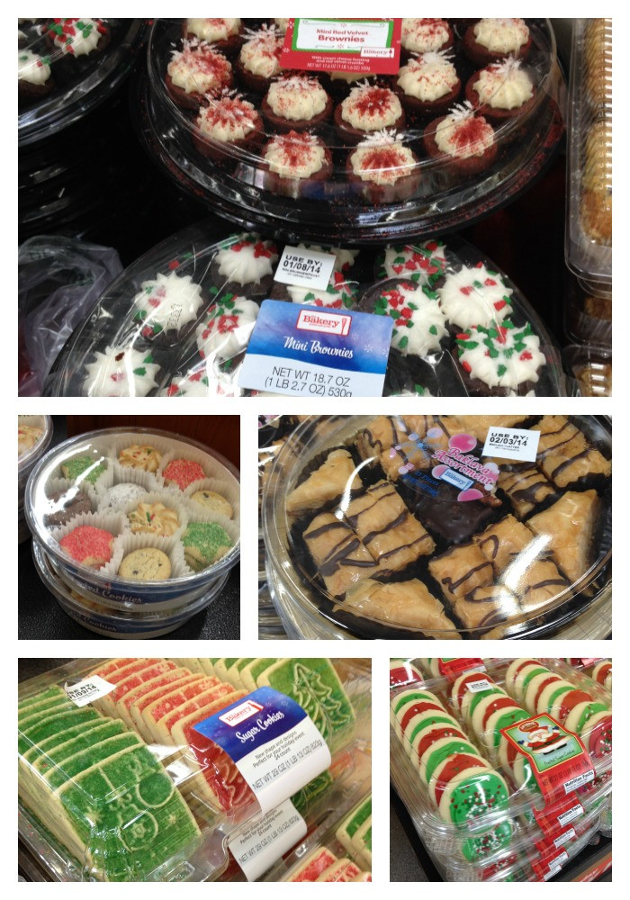 Christmas Cookies Walmart  Entertaining with the Walmart Bakery Frugal Upstate