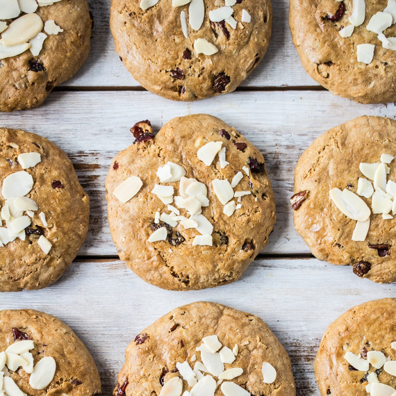 Christmas Cookies With Nuts  Glorious Gluten Free Christmas Cookies with Chunks of