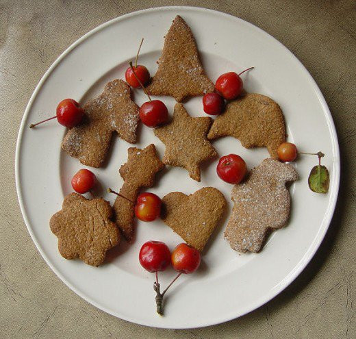 Christmas Cookies With Nuts  Pepper Nuts and Christmas Cookies the Old Dutch Way