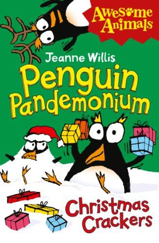 Christmas Crackers Amazon  Penguin Pandemonium Christmas Crackers Awesome Animals