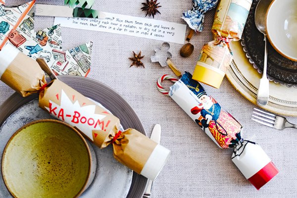 Christmas Crackers Diy  5 creative DIY decor and t ideas to try this Christmas