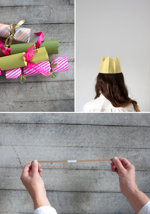 Christmas Crackers Diy  Christmas Crackers DIY