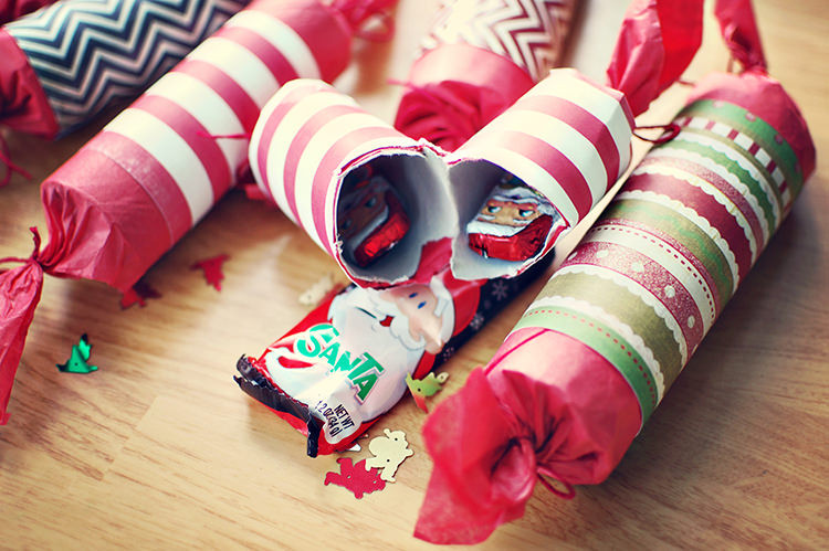 Christmas Crackers Diy  12 easy DIY bon bons for a festive feast