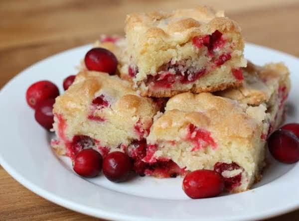 Christmas Cranberry Cake Recipe  Cranberry Christmas Cake Recipe