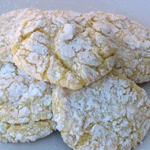 Christmas Crinkle Cool Whip Cookies  Best 25 Lemon crinkle cookies ideas on Pinterest