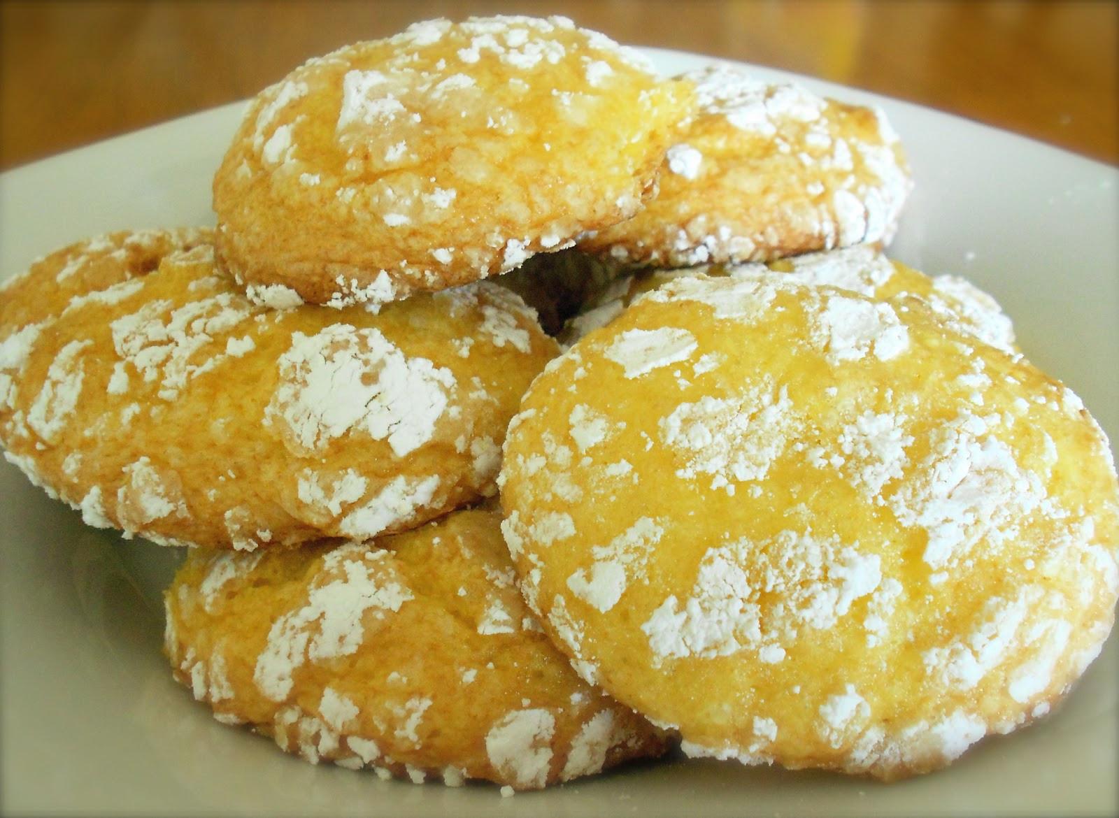 Christmas Crinkle Cool Whip Cookies  Lemon Cool Whip Crinkle Cookies Six Sisters Stuff