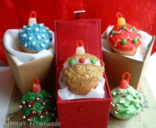 Christmas Cup Cakes  Christmas Cupcakes Cupcake Challenge Recap Hoosier Homemade