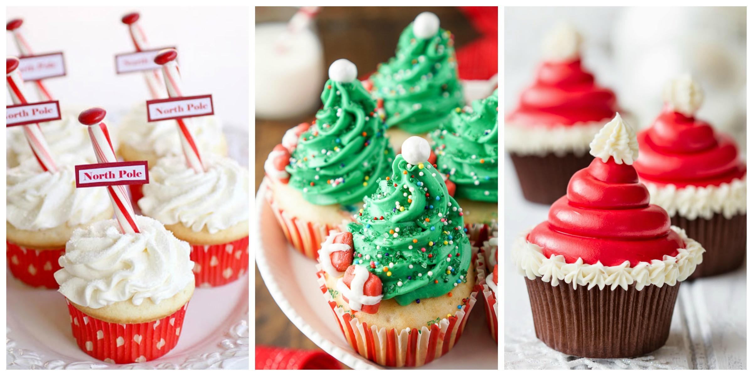 Christmas Cup Cakes  19 Christmas Cupcakes Cupcake Decorating Ideas