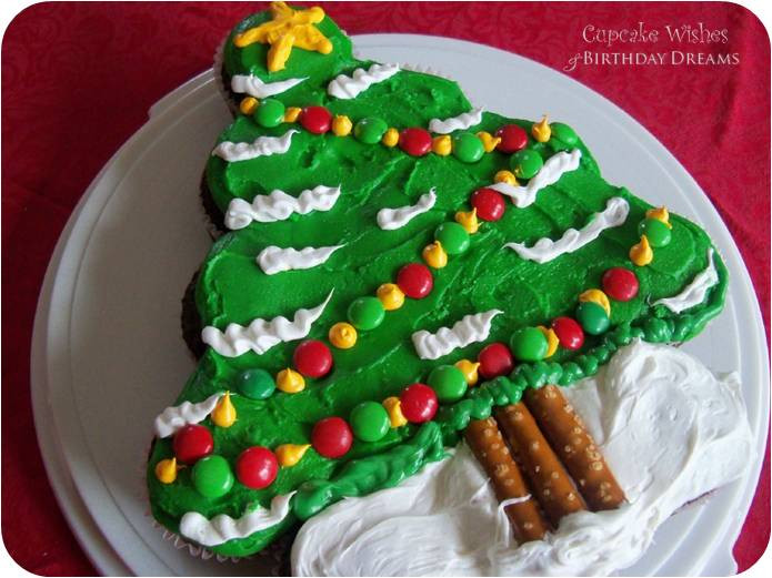 Christmas Cupcakes Cakes  Cute Food For Kids 41 Cutest and Most Creative Christmas
