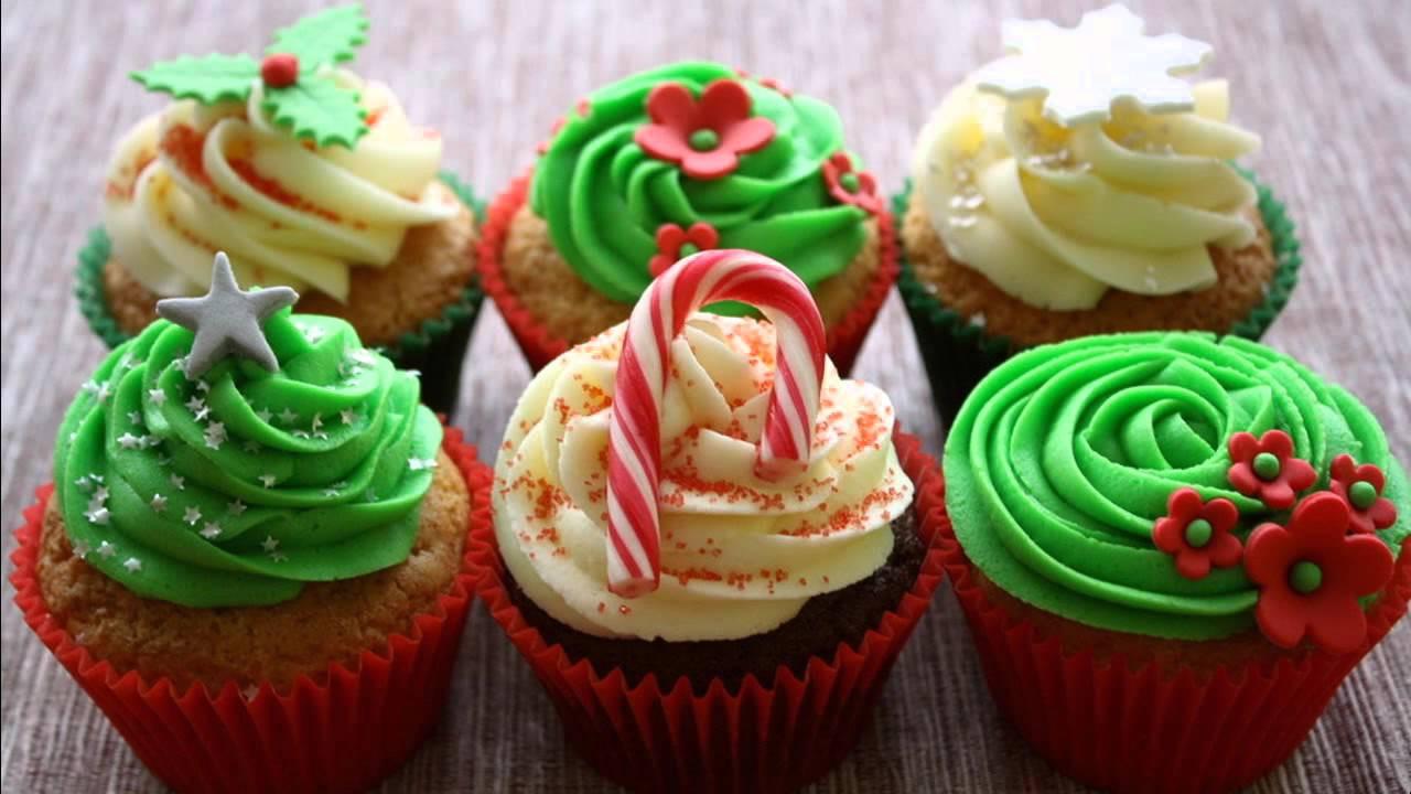 Christmas Cupcakes Ideas  Best Christmas cupcake decorating ideas