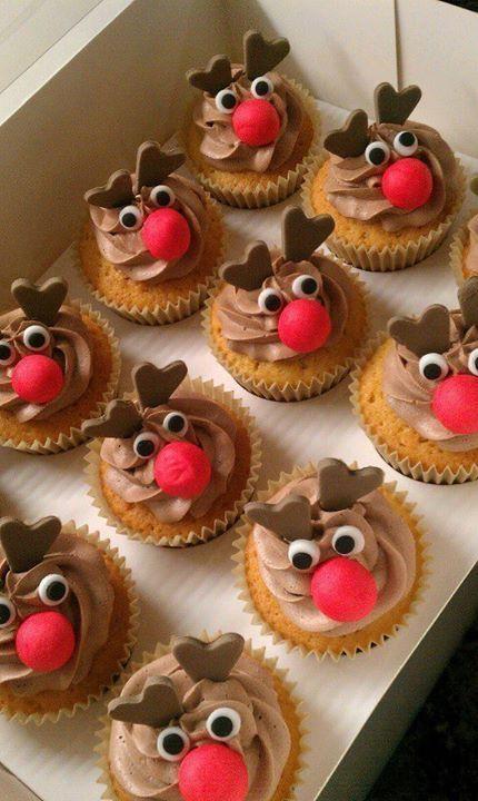 Christmas Cupcakes Pinterest  1e fe4c0cfd7280fc6180f81df51 430×720 pixels