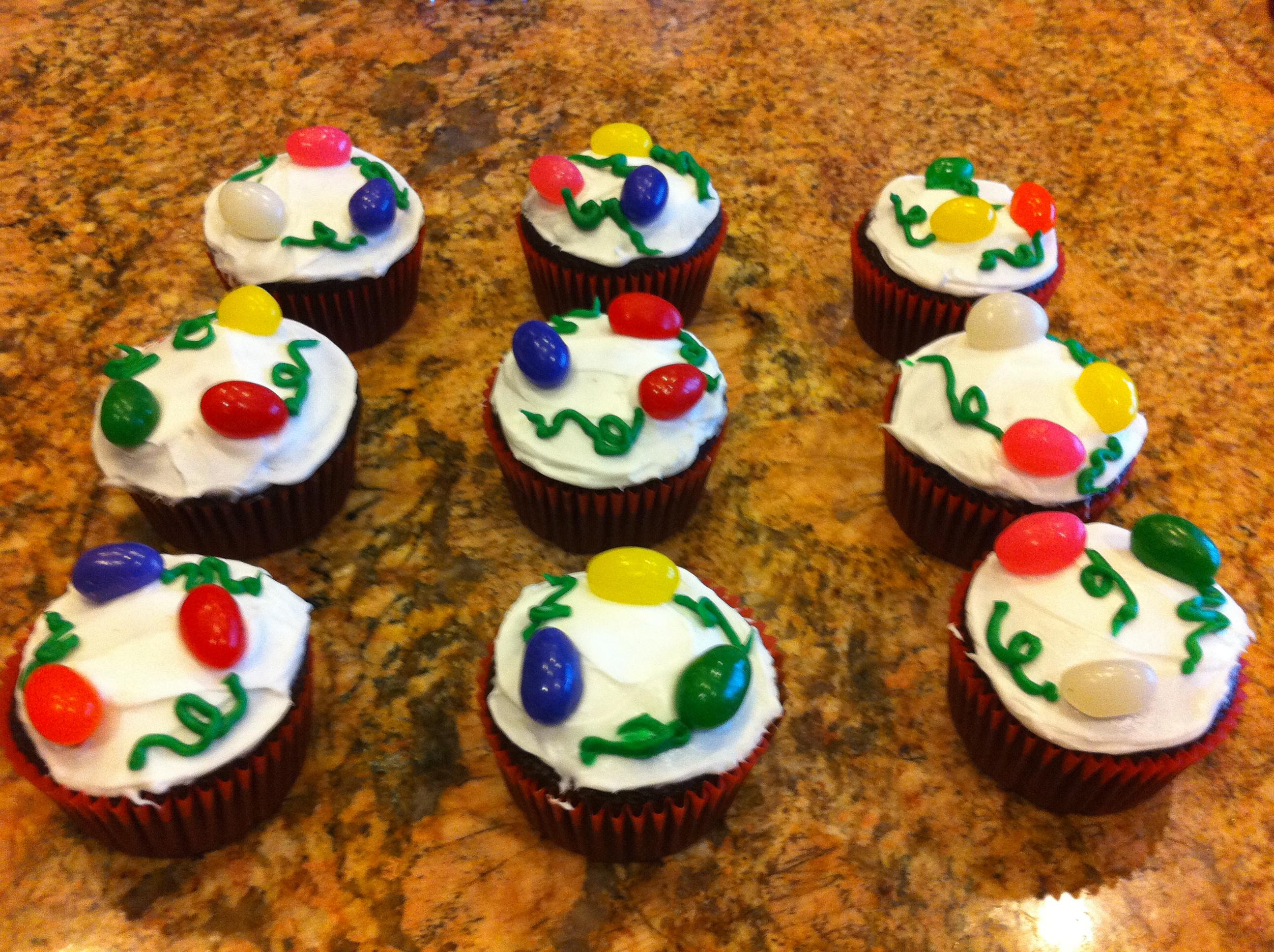 Christmas Cupcakes Pinterest  As Seen Pinterest