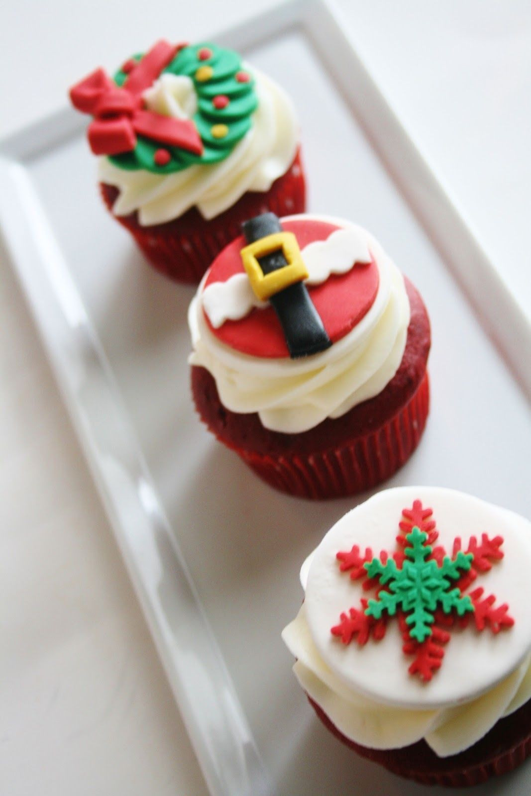 Christmas Cupcakes Pinterest  Christmas Cupcakes s and for