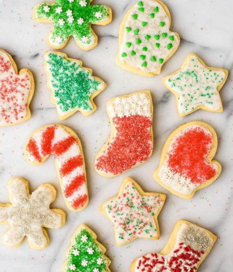 Christmas Cut Out Cookies  12 Baby Friendly Holiday Recipes