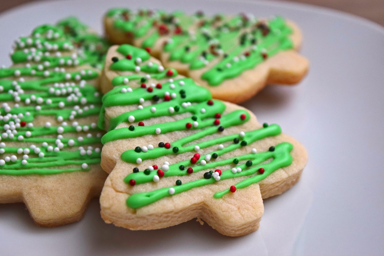 Christmas Cut Out Cookies  Goddess of Baking Christmas Cut out Sugar Cookies