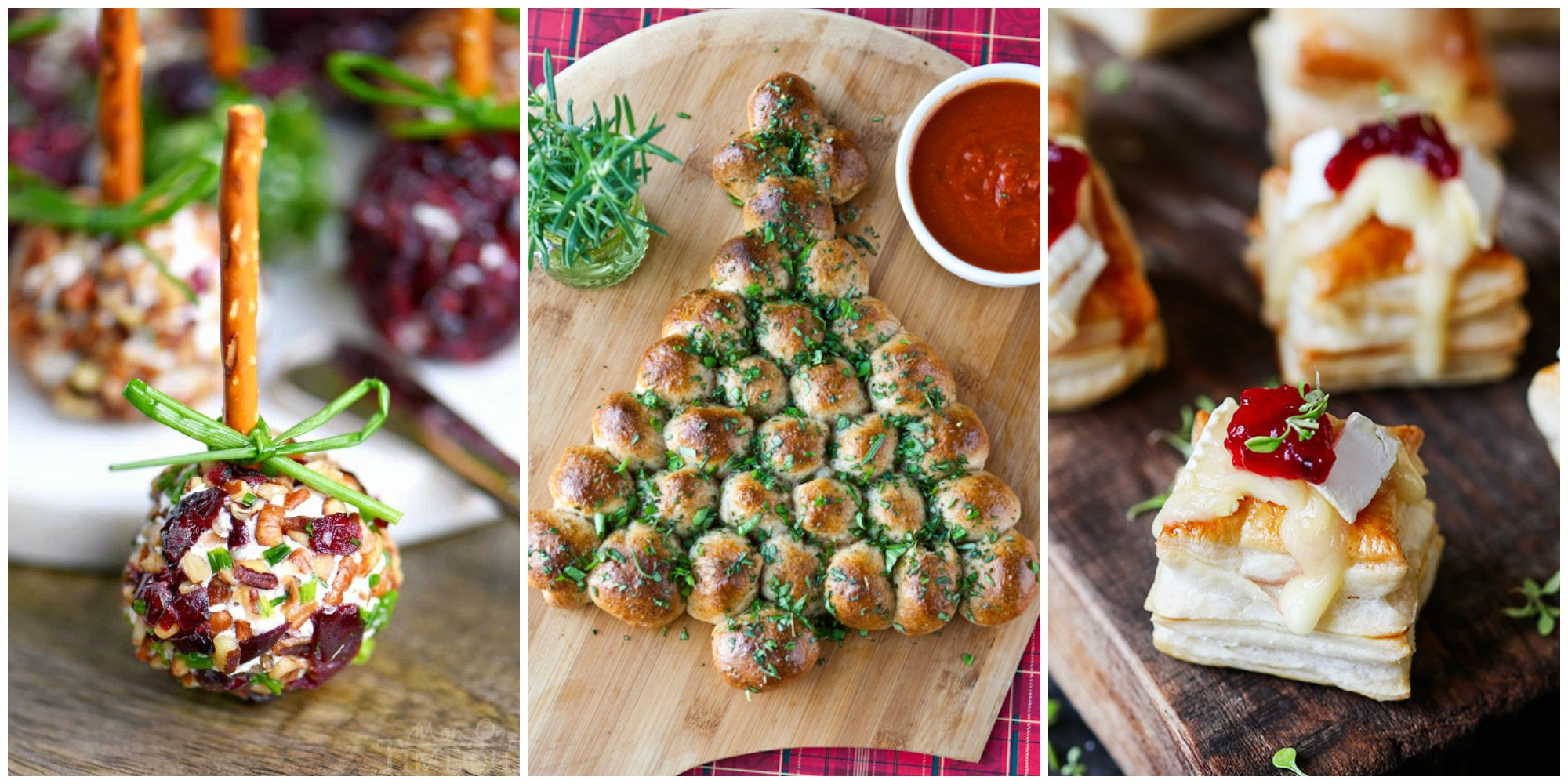 Christmas Day Appetizers  60 Easy Thanksgiving and Christmas Appetizer Recipes
