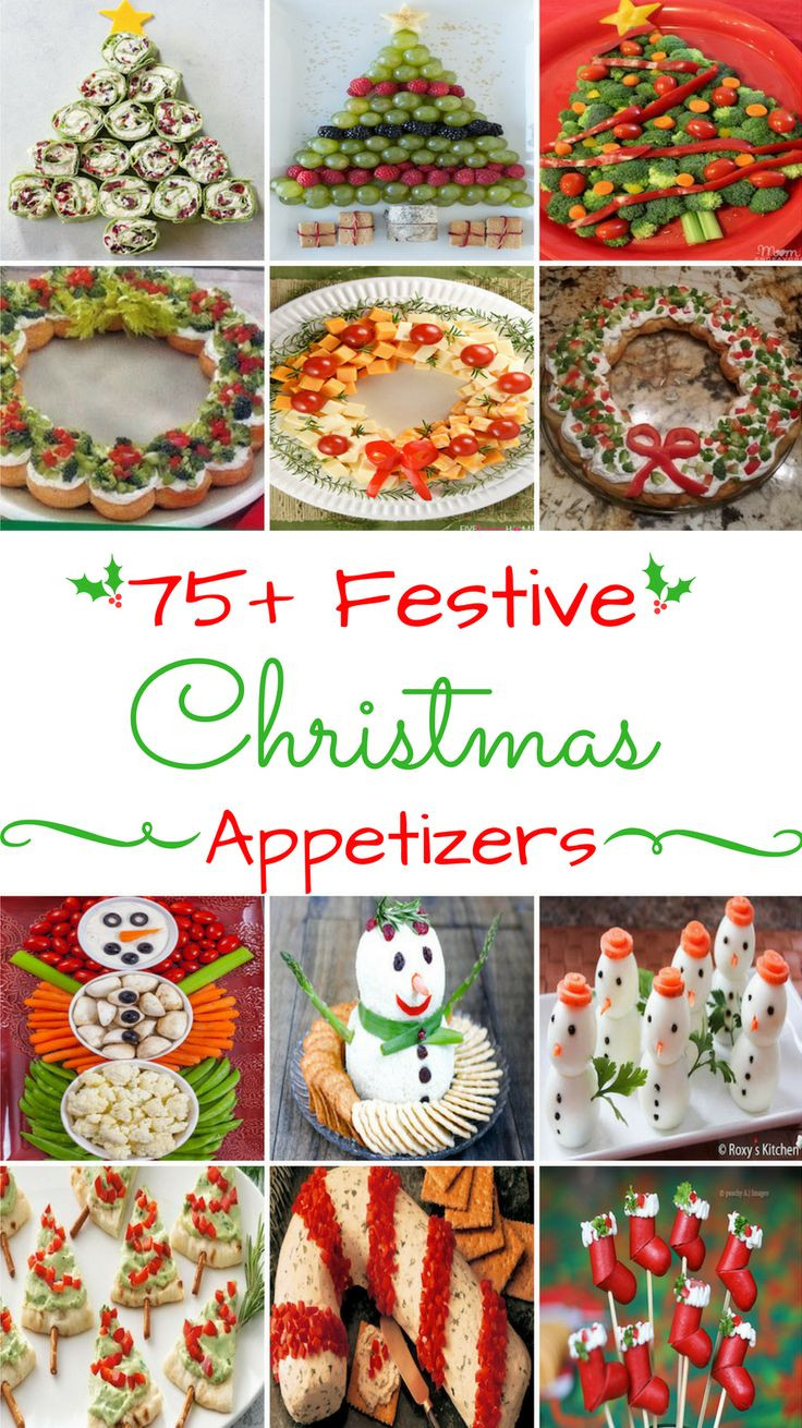 Christmas Day Appetizers  25 best ideas about Christmas Appetizers on Pinterest