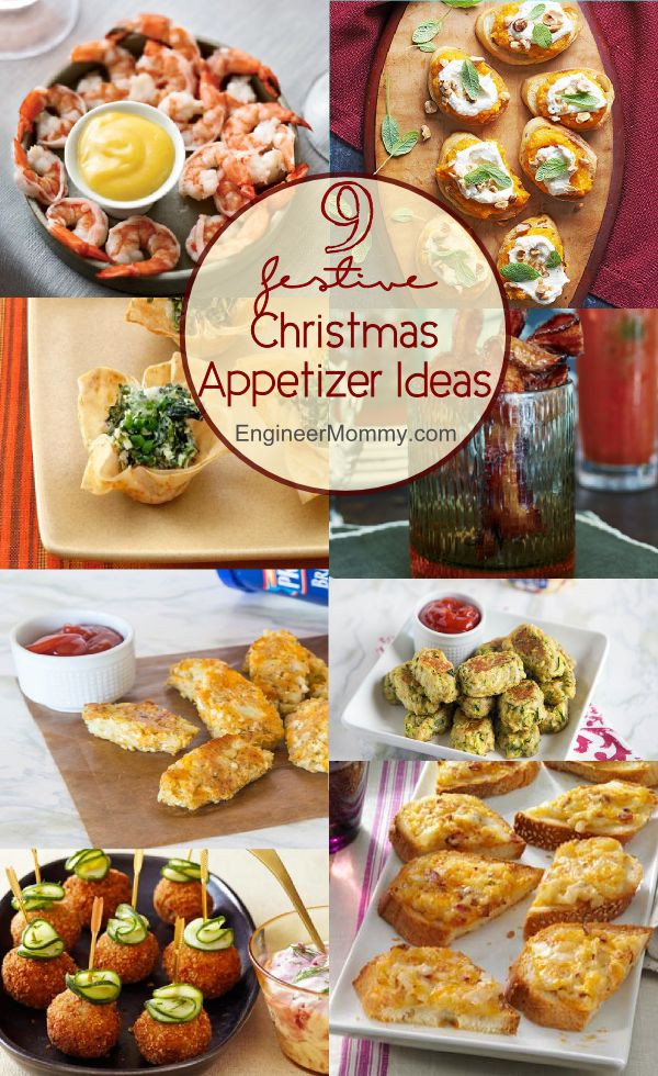 Christmas Day Appetizers  Best 25 Christmas appetizers ideas on Pinterest