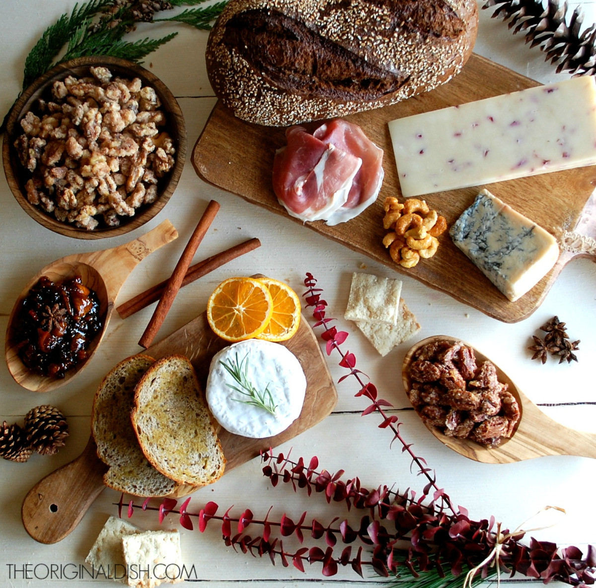 Christmas Day Appetizers  Christmas Appetizer Spread