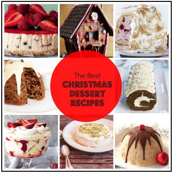 Christmas Day Desserts  The Best Christmas Day Desserts Mum s Lounge