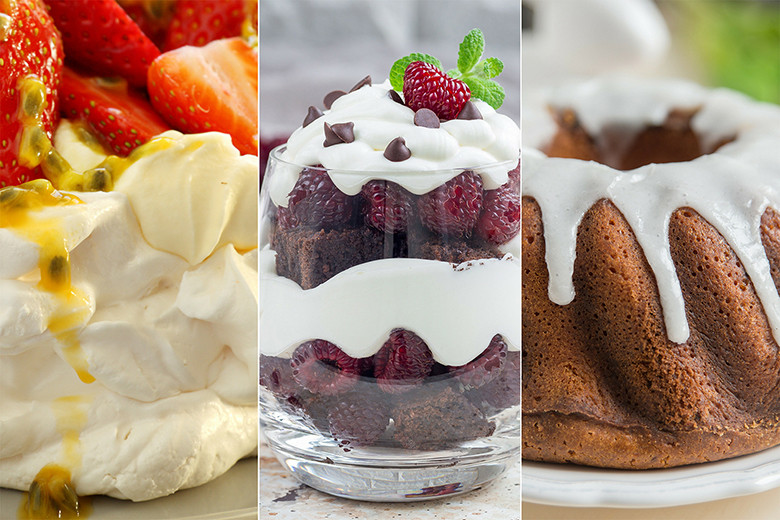 Christmas Day Desserts  Delicious Dessert Recipes for Christmas Day The