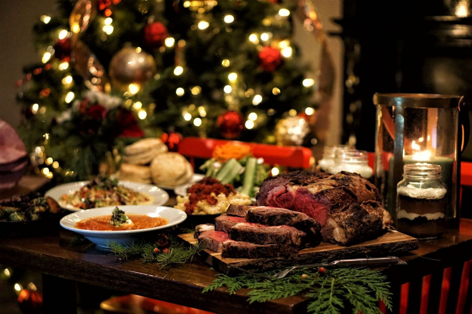 Christmas Day Dinner  17 Places in Philadelphia to Eat and Party Christmas Eve