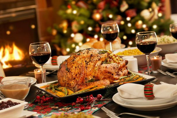 Christmas Day Dinner  Christmas Day Restaurants in Manchester where you can
