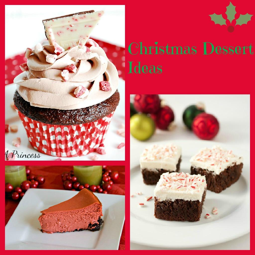 Christmas Dessert Ideas  Christmas Dessert Ideas Baking Beauty
