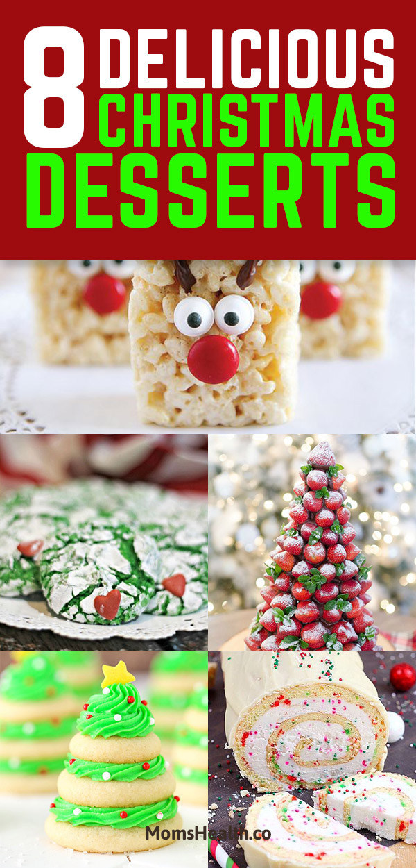 Christmas Desserts 2019  8 Best Christmas Desserts – Recipes And Christmas Treats