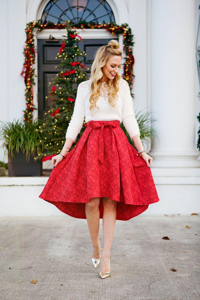 Christmas Dinner Dresses  Best 25 Christmas fashion ideas on Pinterest