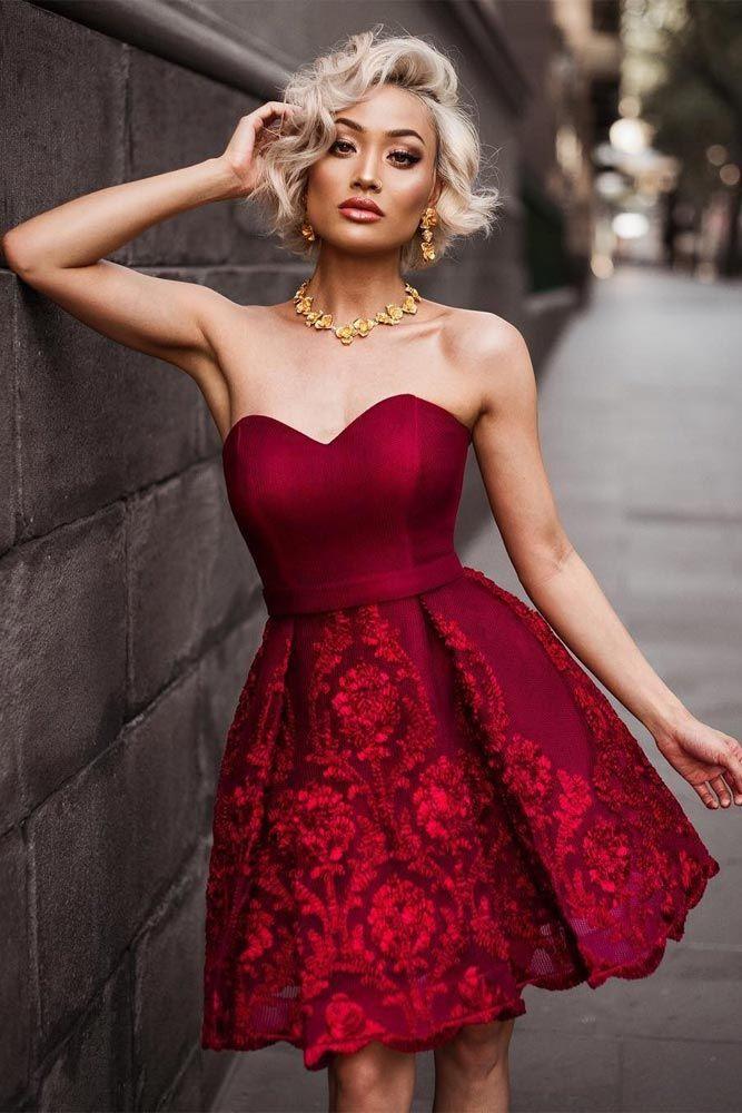 Christmas Dinner Dresses  Best 25 Short dresses ideas on Pinterest