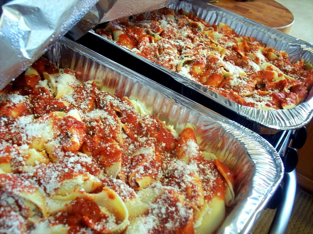 Christmas Dinner Ideas For A Crowd  Cooking for a Crowd Proud Italian Cook