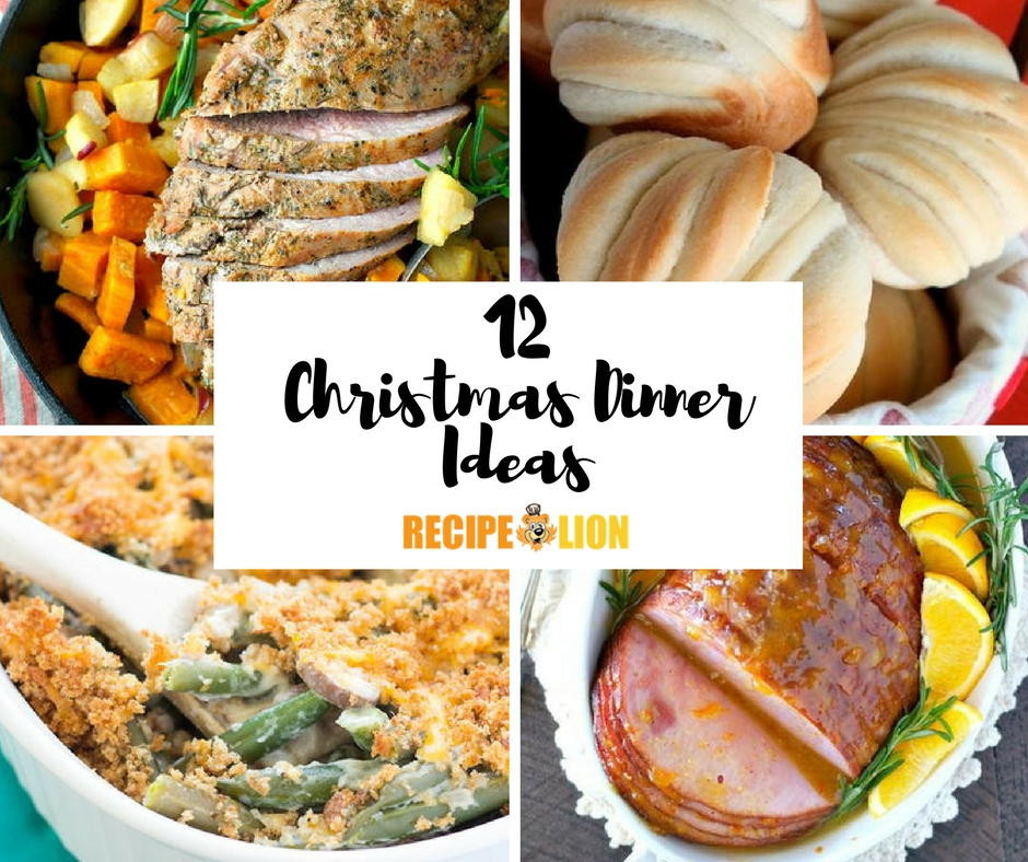 Christmas Dinner In A Can  12 Christmas Dinner Ideas