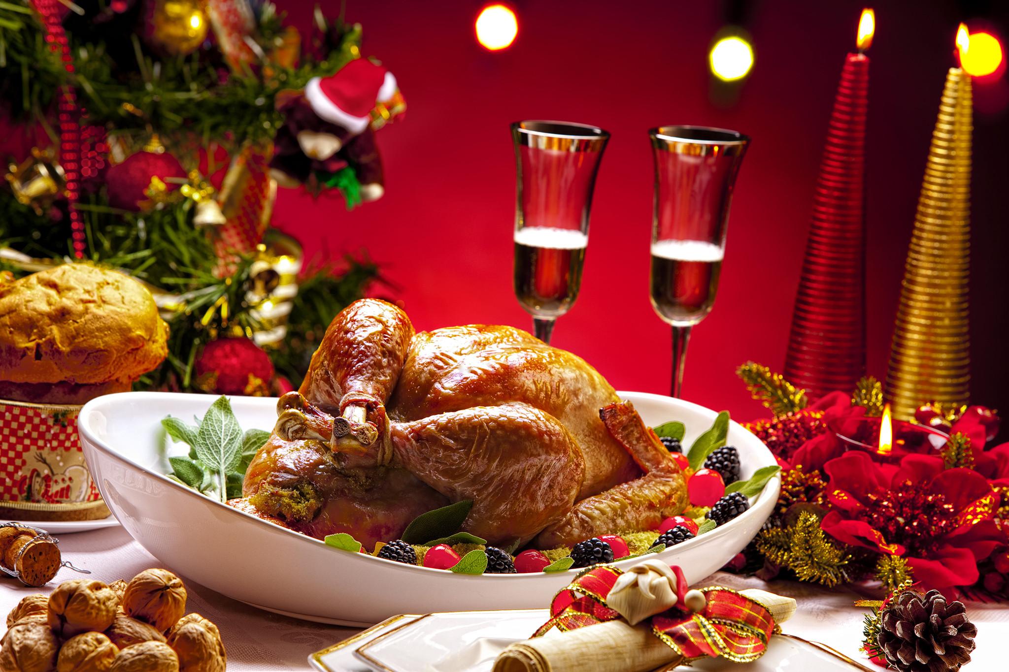 Christmas Dinner Nyc  Christmas Eve and Christmas Day dinner