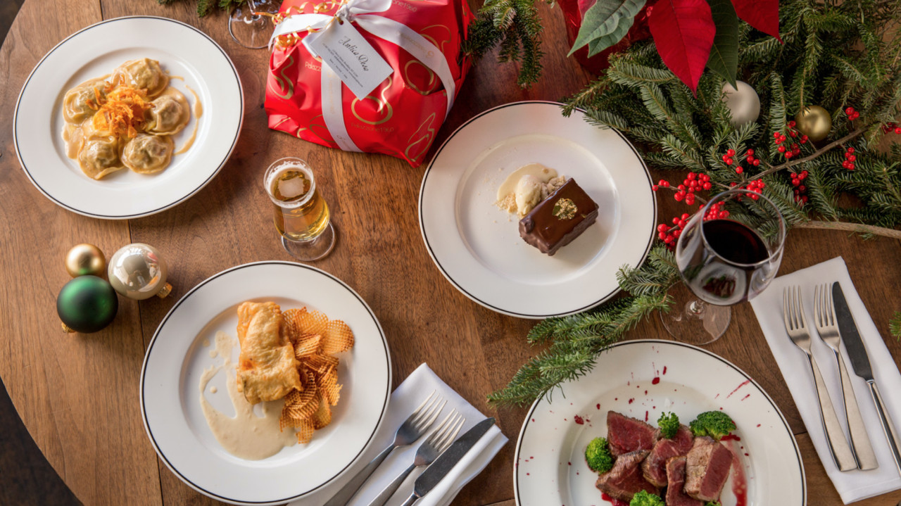 Christmas Dinner Nyc  Where to eat Christmas dinner in New York City