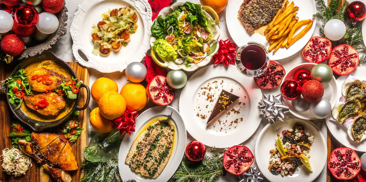 Christmas Dinner Nyc  17 NYC Restaurants Open Christmas Day 2018 Where to