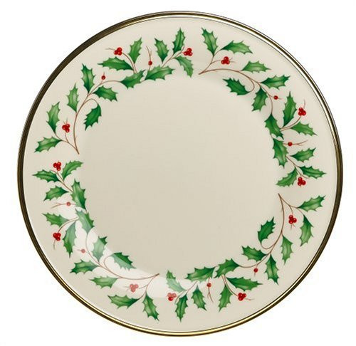 Christmas Dinner Plates  Lenox Holiday Dinner Plate