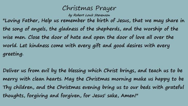 Christmas Dinner Prayer  1000 ideas about Christmas Dinner Prayer on Pinterest