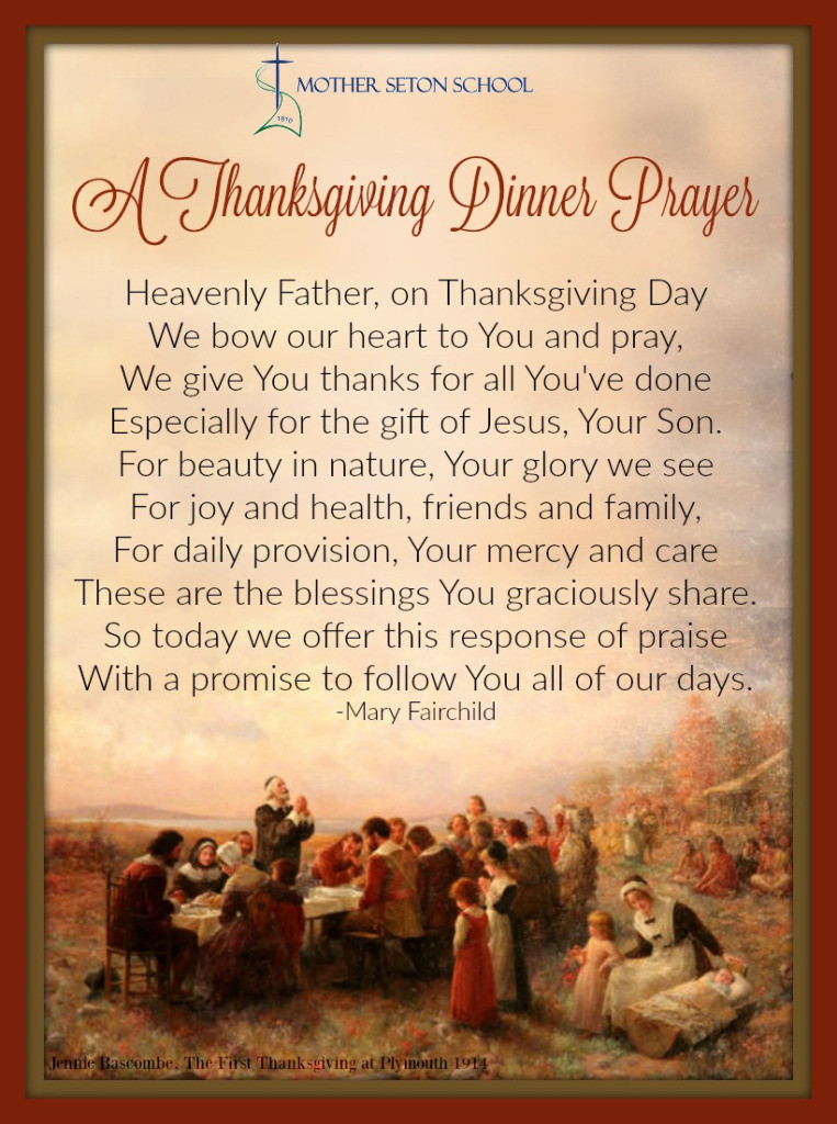 Christmas Dinner Prayer  Prayers and Reflections