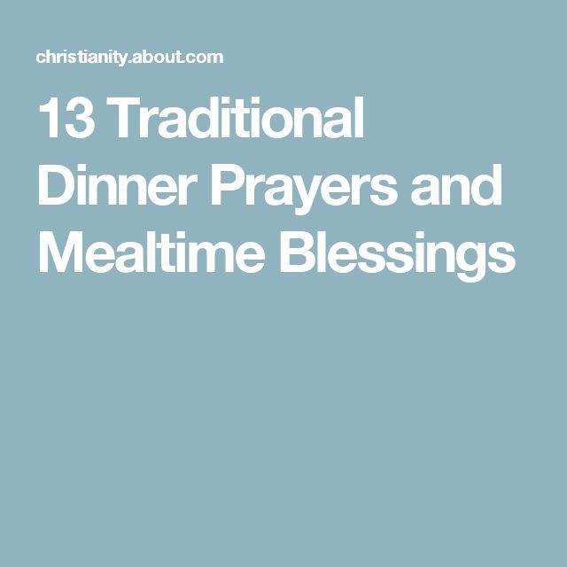 Christmas Dinner Prayers Short  Best 25 Dinner prayer ideas on Pinterest