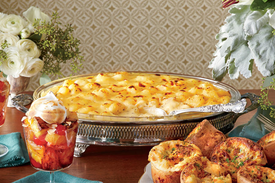 Christmas Dinner Side Dishes Food Network  Ve arian Christmas Side Dish Recipes Southern Living