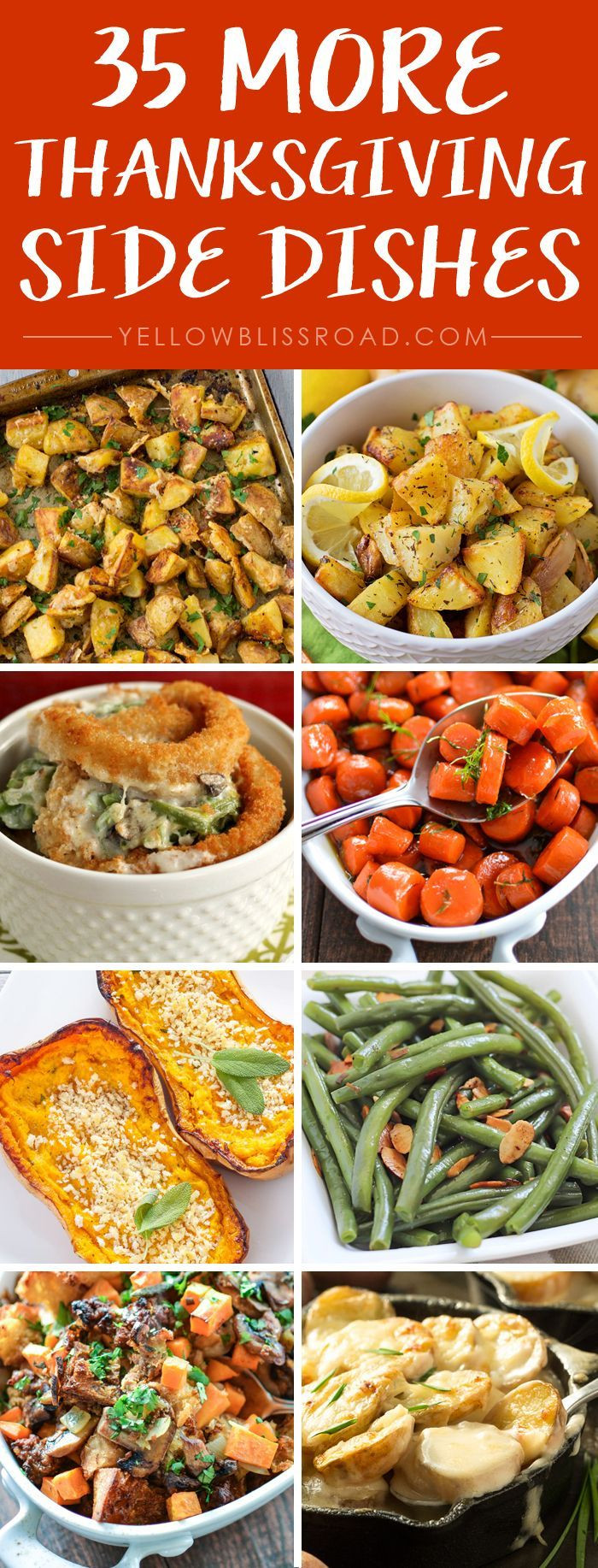 Christmas Dinner Sides  17 Best images about Thanksgiving ideas on Pinterest